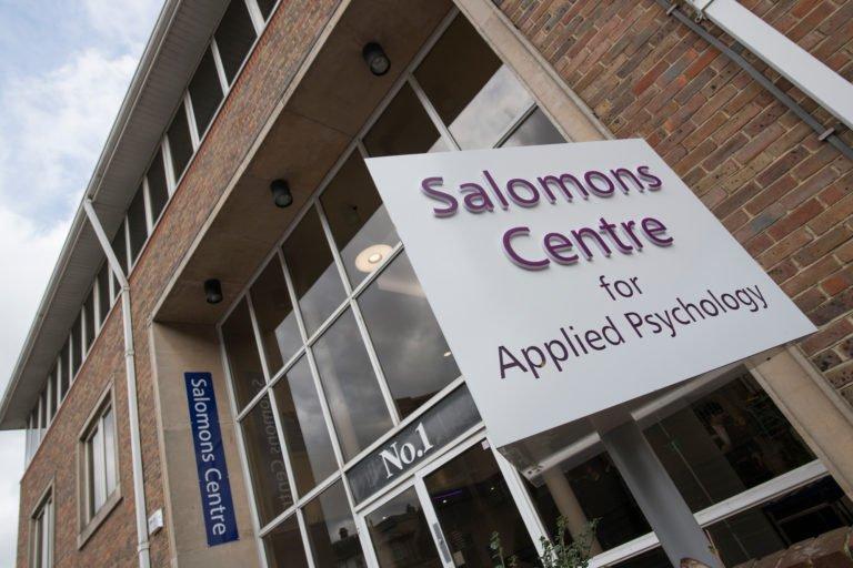 Salomons Christ Church University (DClinPsy)