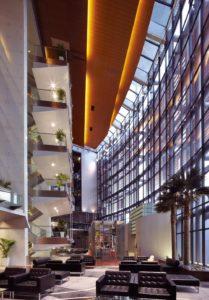 Prince Court Medical Centre's Main Lobby